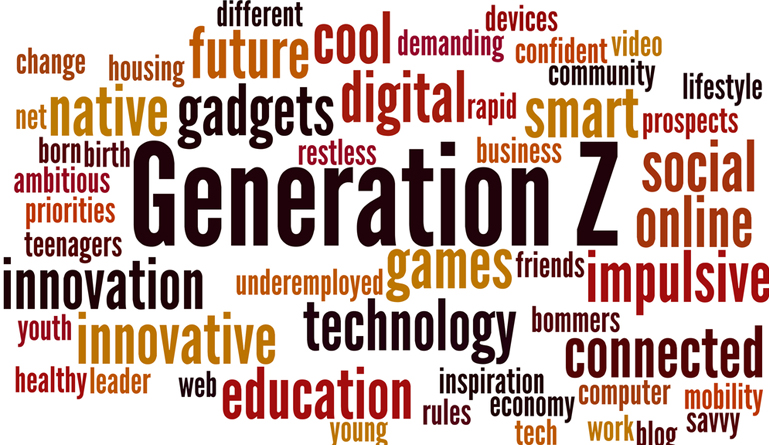 Generation Z Characteristics